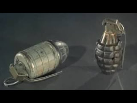 Bomb Squad Training: Explosive Ordnance Disposal (EOD) 1965 US Army; The Big Picture TV-66