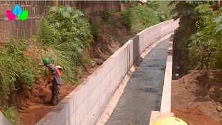 Nicaragua: Alcaldía de Managua supervisa obra de drenaje en el Distrito VI