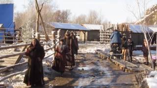 "Съемки фильма ""Тобол"" по сценарию Алексея Иванова"