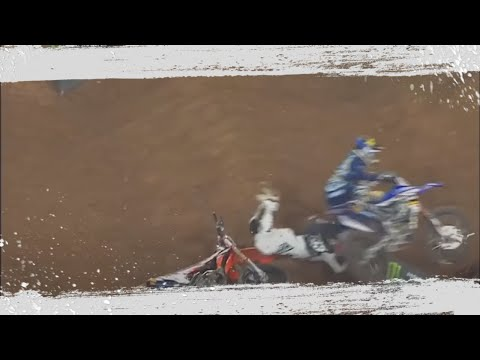 Worst And Brutals Motocross/Supercross Crashes