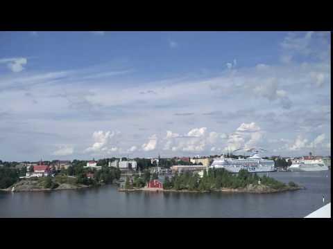 Helsinki to Tallinn, meet the sea gulls