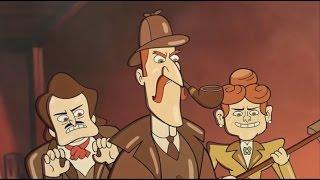 Gravity Falls - 1ª Temporada - Episódio 03 - Caçadores de Cabeça