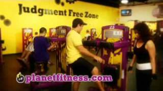Planet Fitness  - Take a tour of the Judgement Free Zone!