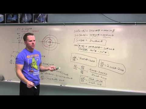 AP Calculus BC - Polar Derivatives (Mr. Giles)