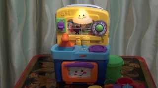 Fisher-Price Laugh and Learn: Learning Kitchen