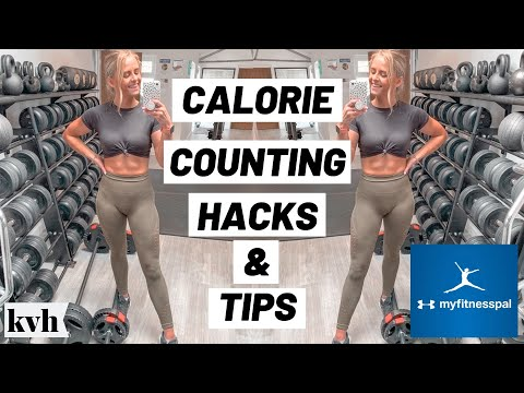 How To Count Calories Using MyFitnessPal: HACKS