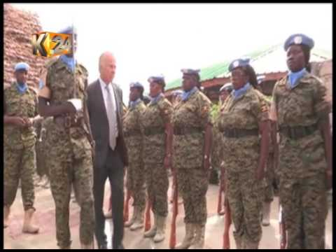 AMISOM signs leasehold land agreement with Hirshabelle State