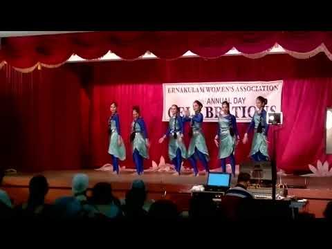 Malargale...Contemporary Dance performance