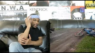 He got that beyond scared straight face!! Epic Fails Comp Reaction!!