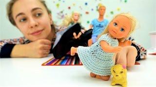 Видео про куклы Барби: куколка Штеффи учит танец на новый год. Пупсы и пупсики на ютуб(Не знаешь, какой #сюрприз приготовить на #новыйгод! Тогда скорее смотри на ютуб видео про #куклы #Барби и..., 2016-12-01T14:17:14.000Z)