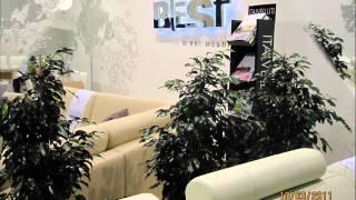 TM Blest на Международном Мебельном Форуме 2011