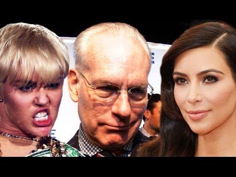 Tim Gunn Trashes Miley Cyrus & Kim Kardashian