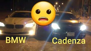 Bmw 530i 2013 3,0  VS  Kia Cadenza 2013 3,5