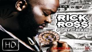 "RICK ROSS (Port Of Miami) Album HD - ""Cross That Line"""