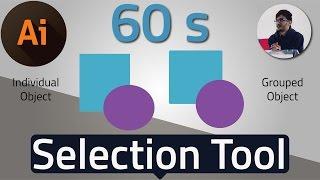 Selection Tools - Adobe Illustrator