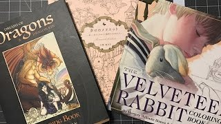 new coloring books and journal 2 27 17