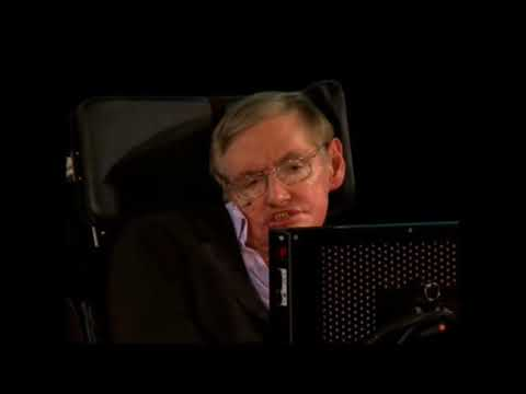 Stephen Hawking Covers Radiohead