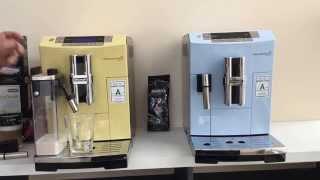 Обзор кофемашины Delonghi PrimaDonna S ECAM 26.455(, 2015-05-05T18:55:41.000Z)