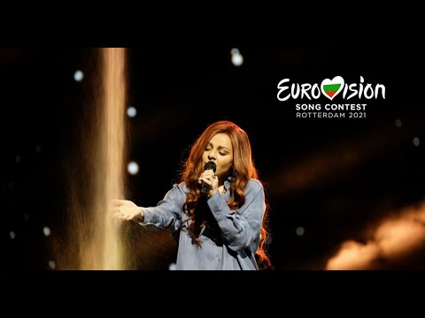 Exclusive Sneak Peak at Victoria's First Rehearsal for #Eurovision | Bulgaria 2021