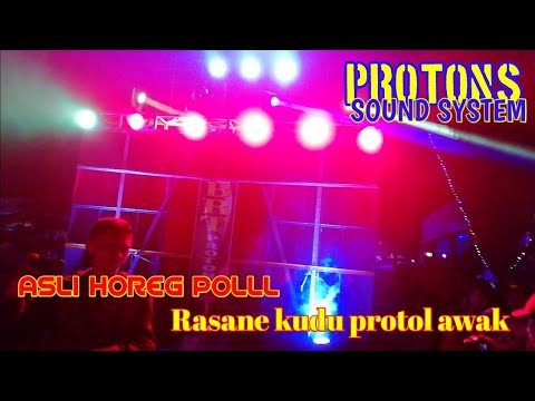 BTR PROTON SOUND SYSTEM jan juoss lagu dj i am lady full