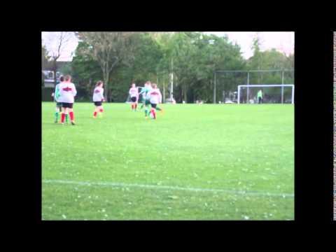 Hoogland C3 - SV Baarn C2 2 - 6