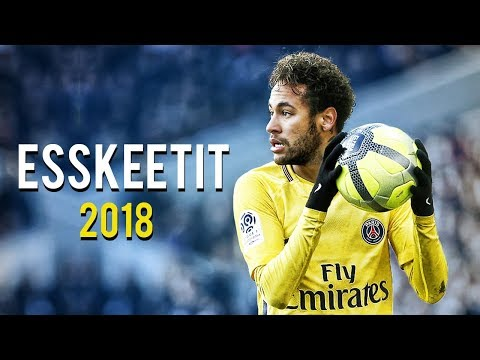 "Neymar Jr ● Lil Pump - ""ESSKEETIT"" ● Skills, Assists & Goals 2018 