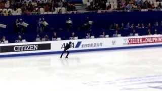 世界選手権@上海 2015 男子FP…*\(^o^)/*
