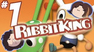 Ribbit King: A Round of Frolf - PART 1 - Game Grumps VS