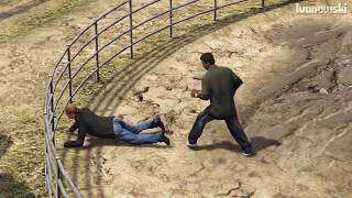 GTA 5 - Which Character Is The Best At Fighting?