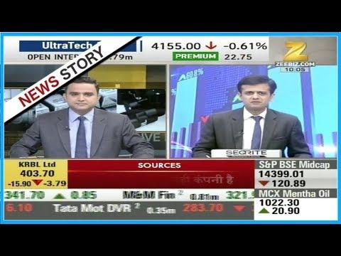 SHARE BAZAR LIVE : Tech Mahindra and Sun Pharma among top losers of the day