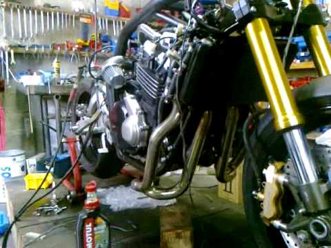 Yamaha Fzs Engine Sound