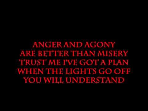 Three Days Grace- Pain Lyrics (HD)