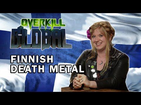 Finnish Death Metal | Overkill Global episode thumbnail
