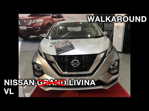 Nissan Livina VL 2019 - Exterior & Interior Walkaround