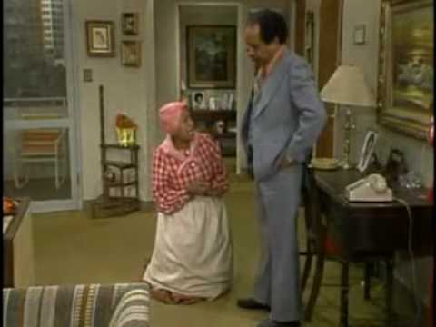 The Jeffersons  Florence in Love Part 3 of 3