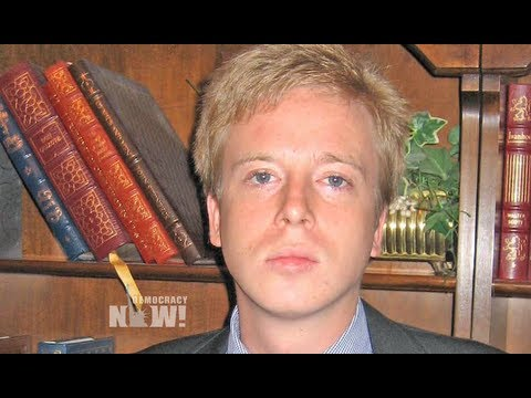 Jailed Reporter Barrett Brown Faces 105 Years For Reporting on Hacked Private Intelligence Firms 1/2