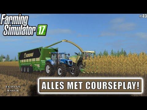 """ALLES MET COURSEPLAY!"" FarmingSimulator 17 Frisian March #43"