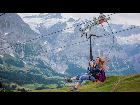 Nat Geo Student Expeditions Student Video: Switzerland & France Adventure