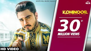 Kohinoor (Official ) Kulwinder Billa, Sukh Sanghera | The Boss | New Punjabi Songs 2018