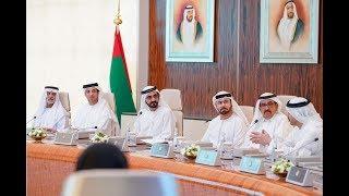 تشكيل لجنة برئاسة منصور بن زايد لتفعيل توجيهات محمد بن راشد في رسالته للحكومة الاتحادية خلال 100 يوم