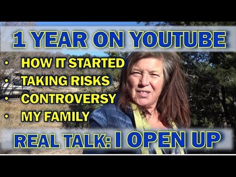 1 Year on YouTube: I Open Up about My Most Controversial Videos, How it All Started &  Family