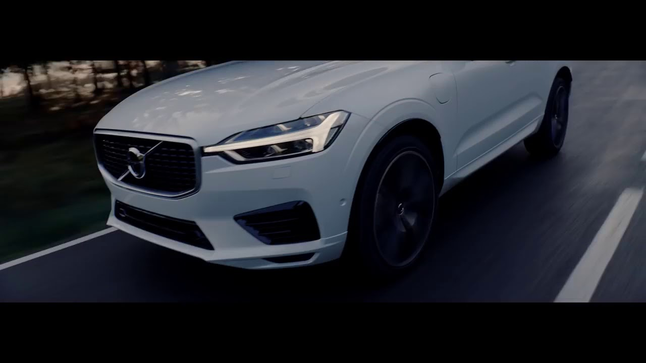 Introducing The New Volvo Xc60 Arrive Like Never Before Youtube