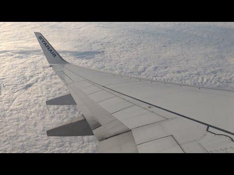 [4K] TRIPREPORT | Ryanair B737-800 | Amsterdam to Dublin