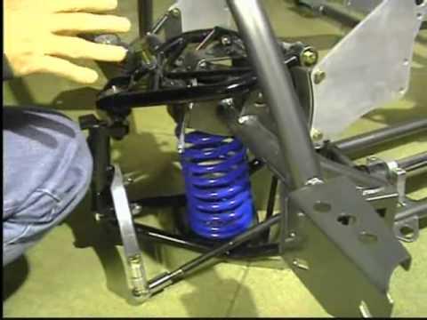 SRD Parts - Smith Racecraft Round Tube Front End Part #2