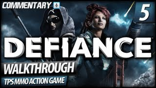 Defiance Walkthrough Gameplay - PART 5 | Kith and Kinship (Commentary)