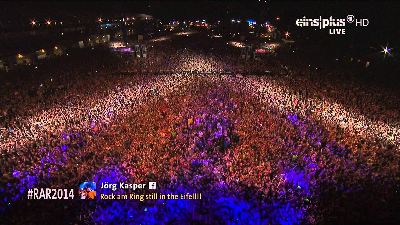 rock am ring live tv
