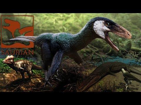 Saurian - New Dinosaur Update Incoming! Huge Dev Reveal & The Mosa Secret + Rex VS Mosa Coming!?