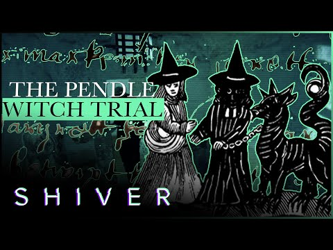 The Most Disturbing Witch Trial In British History | The Pendle Witch Child | Shiver