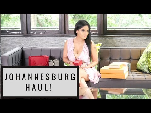 Johannesburg Haul | Luxury + High Street clothing | Sonal Maherali