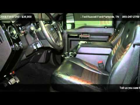 2008 Ford F250 Lariat HARLEY DAVIDSON for sale in
